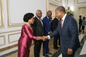 Ambassador Lizeth Pena ceases her duty in Hungary and swears-In for a new post in Gabon